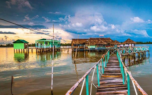Đầm Thị Tường - địa điểm tham quan du lịch nổi tiếng tại Cà Mau